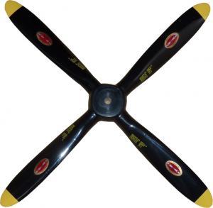 Biela Scale 4 Blade Prop