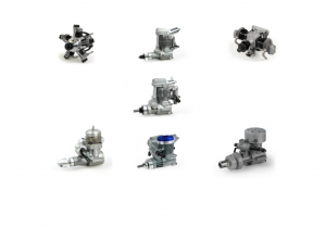 SC Glow Engines