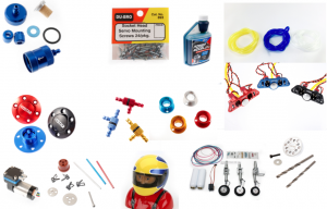 Gas Planes Hardware and Accessories