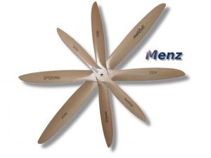 Menz's Wooden 2 Blade Prop