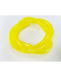 1 Meter 6Star 4.8mm OD x 2.5mm ID Gas / Petrol Fuel Tube Engine Yellow OP0923Y