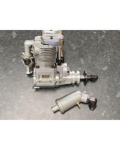 Refurbish Saito FA-180a Single Cylinder 4 Stroke Glow Engine SAFA-180a