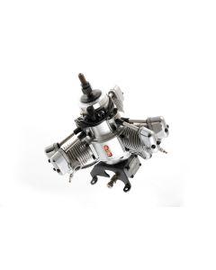 Saito FG-19 R3 Gas / Petrol 3 Cylinder Radial 4 Stroke Engine