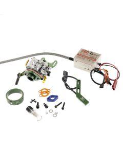OS FS-120 Single Cylinder 4 Stroke Engine Full Gas  Conversion Kit