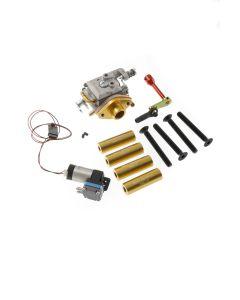 Evolution 77cc 7 Cylinder 4 Stroke Radial Engine Carburetor Conversion Kit EVO777-3
