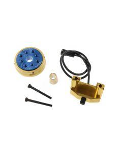 Evolution 77cc 7 Cylinder 4 Stroke Radial Engine Sensor Bracket and Magnet Ring Conversion Kit EVO777-1