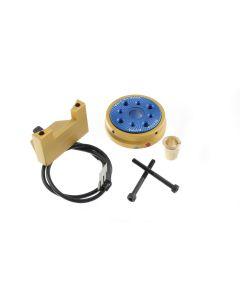 Evolution 99cc 9 Cylinder 4 Stroke Radial Engine Sensor Bracket and Magnet Ring Conversion Kit