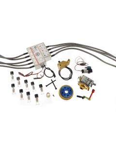 Evolution 99cc 9 Cylinder 4 Stroke Radial Engine Full Gas Conversion Kit