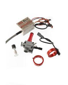 Laser 70 Single Cylinder 4 Stroke Engine Full Gas Conversion Kit LAS70-4