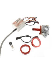 Laser 100 Single Cylinder 4 Stroke Engine Full Gas Conversion Kit