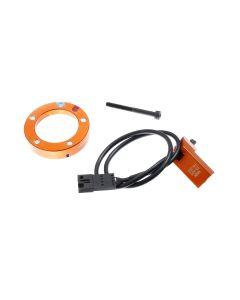 ASP SC P-H Magnum FS-400 5 Cylinder 4 Stroke Radial Engine Sensor Bracket and Magnet Ring Conversion Kit