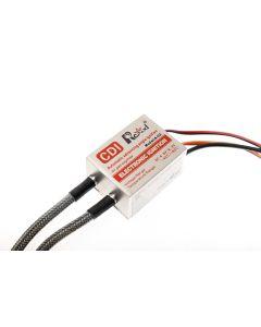 "RCEXL Twin Cylinder Ignition 90 Degree 14mm BPMR6F 5/8"" (16mm Hex) Spark Plug Cap 1227"
