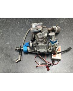 Saito FA-150 Single Cylinder 4 Stroke Gas Converted Engine SAFA-150