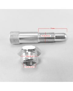 "Piston Stop CM-6 / 10mm 9/16"" (14mm) Hex Spark Plug Tool PS10-CM6"