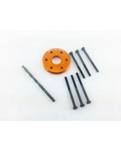 Orange ASP SC P-H Magnum FS-400 5 Cylinder Radial 4 Stroke Engine Glow Prop Washer Kit OASPM-1