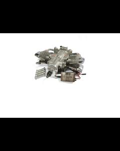 Saito FG-57Ts Gas / Petrol Twin Cylinder 4 Stroke Engine