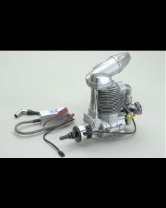 OS GF-30 30cc 4 Stroke Gas / Petrol Engine with F-6040 Silencer L-OS3A000