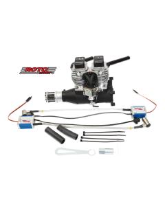 Roto Motor 85cc FSI Gas / Petrol Inline Twin Cylinder 4 Stroke Engine