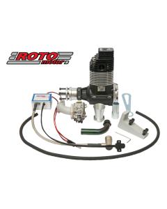 Roto Motor 35cc FS Gas / Petrol Single Cylinder 4 Stroke Engine