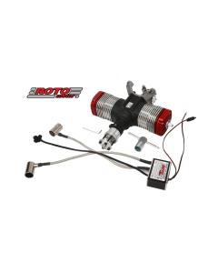 Roto Motor 70cc V2 Gas / Petrol Twin Cylinder 2 Stroke Engine