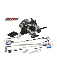 Roto Motor 170cc FS Gas / Petrol Flat 4 Cylinder 4 Stroke Engine