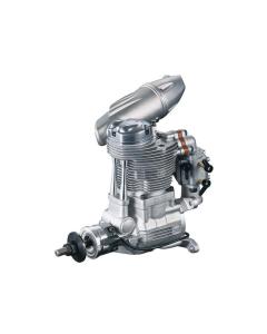OS GF-40 40cc Four Stroke Gas Petrol Engine with F-6040 Silencer L-OS39400