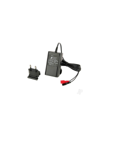 J Perkings 12V Powercell Sealed Gel Acid Cell Battery 230V Charger UK 3 Pin Plug