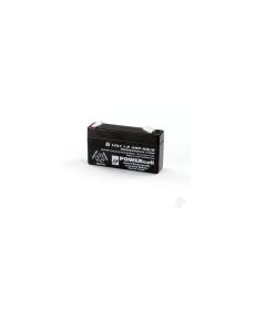 J Perkings 6v 1.2Ah Powercell Sealed Gel Acid Cell Battery