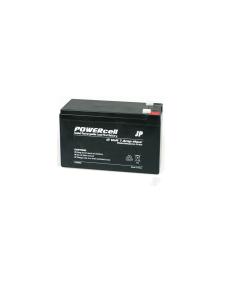 J Perkings 12v 7Ah Powercell Sealed Gel Acid Cell Battery