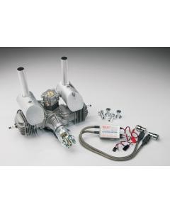 DLE 60cc Gas / Petrol Twin Cylinder 2 Stroke Engine