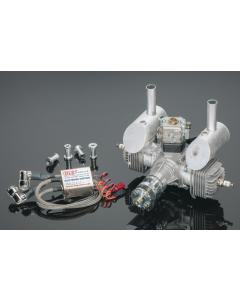 DLE 40cc Gas / Petrol Twin Cylinder 2 Stroke Engine