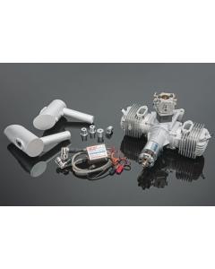 DLE 111cc Gas / Petrol Twin Cylinder 2 Stroke Engine