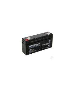 J Perkings 6v 3.2Ah Powercell Sealed Gel Acid Cell Battery