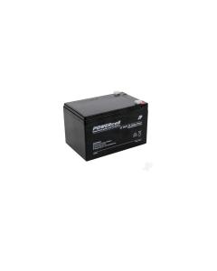 J Perkings 12v 12Ah Powercell Sealed Gel Acid Cell Battery