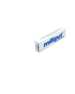 Milliput Silver Grey Two Part Epoxy Putty 5525161