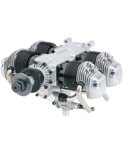 OS FF-320 Pegasus Four Stroke 4 Cylinder Glow Engine L-OS36410