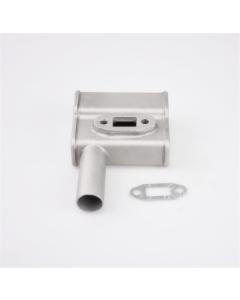 RCGF 15cc BM Gas / Petrol Single Cylinder 2 Stroke Engine Muffler and Gasket RCGF-BM1507