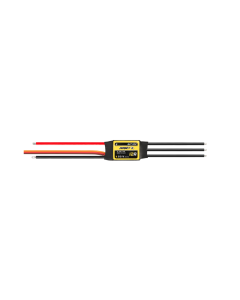 MMM 12A Brushless ESC 2-4 Lipo BEC 5v @ 2A With XT-60 and 2mm Female Bullet Connector