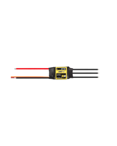 MMM 30A Brushless ESC 2-4 Lipo BEC 5v @ 2A With XT-60 and 3.5mm Female Bullet Connector