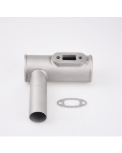 RCGF 32cc Gas / Petrol Single Cylinder 2 Stroke Engine Muffler and Gasket RCGF-3207