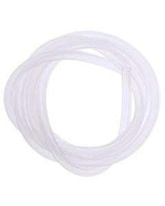 1 Meter Silicone Fuel Tube Neon Transparent OD5mm x ID2mm
