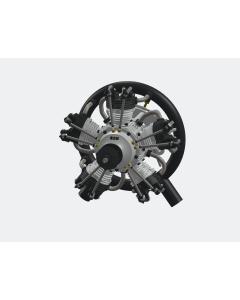 UMS 55cc Gas / Petrol 5 Cylinder Radial 4 Stroke Engine