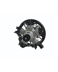 UMS 100cc Gas / Petrol 5 Cylinder Radial 4 Stroke Engine with Pump