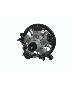 UMS 150cc Gas / Petrol 5 Cylinder Radial 4 Stroke Engine with Pump