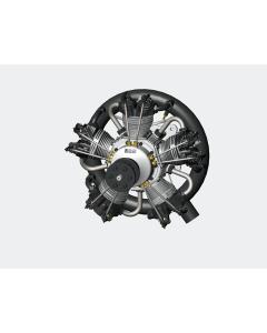 UMS 210cc Gas / Petrol 5 Cylinder Radial 4 Stroke Engine with Pump
