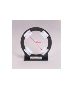 Carbon Fiber Canister Mount / Holder 55mm - 65mm