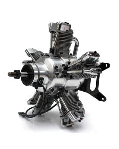Saito FG-73 R5 Gas / Petrol 5 Cylinder Radial 4 Stroke Engine