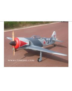 """CY Model 50cc + Gas / Petrol YAK 3U ARTF 84"""" CY-8021C"""