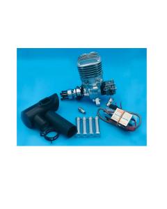 DLE 65cc Gas / Petrol Single Cylinder 2 Stroke Engine