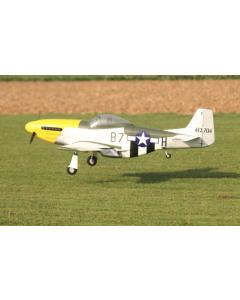 "CY Model 100cc + Gas / Petrol P51 B Mustang  ARTF 96"" CY-8015BFT"